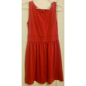F21 Little Red Dress